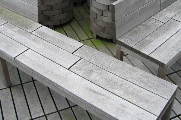 Terrassenfußboden: Stein oder Holz?