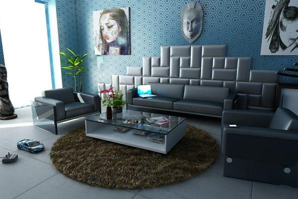 Kleine Wohnung mit großer Wirkung