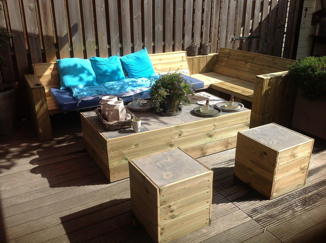 Welche Möbel eignen sich am besten für den Garten?